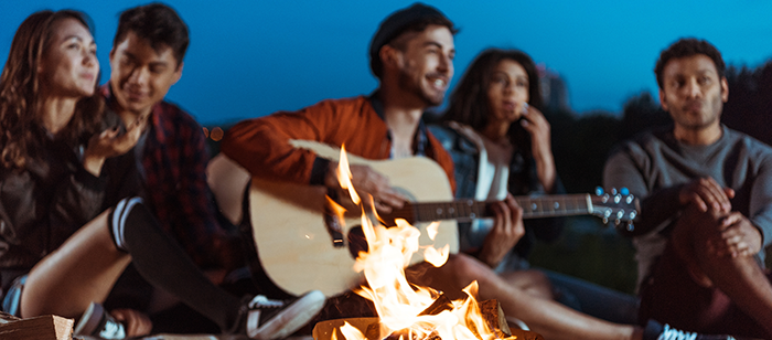 Campfire Guitar Songs - Top 20