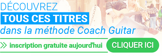 inscription gratuite coach guitar