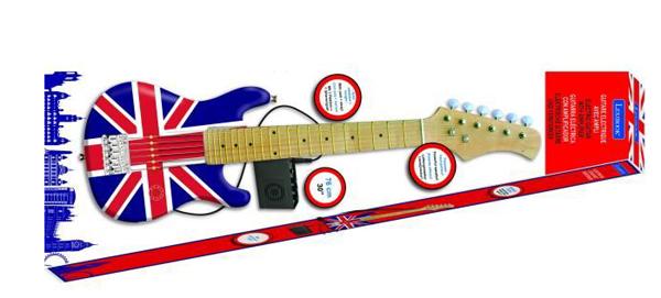 Guitare électrique enfant lexibook