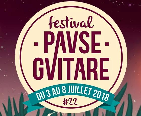 Pause guitare 2018 Albi